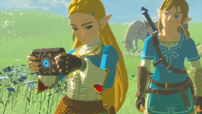 Legend of Zelda Coming to Smartphones