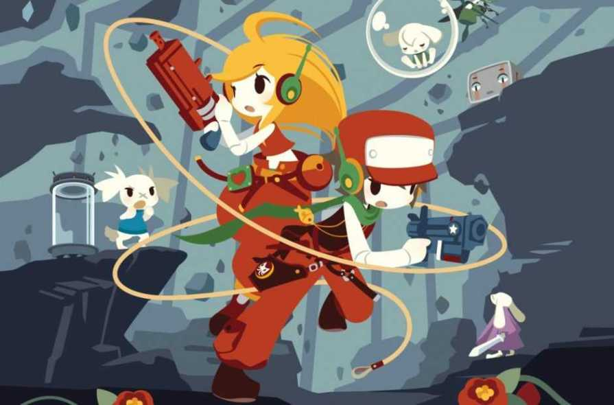 Nintendo Switch Cave Story