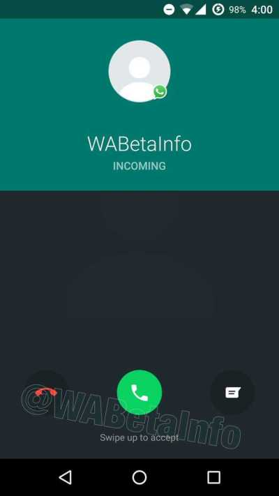 WhatsApp beta for Android 2.17.163