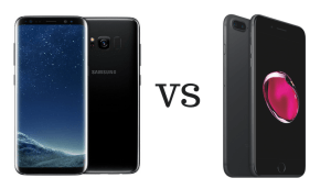 Apple iPhone 7 vs Samsung Galaxy S8