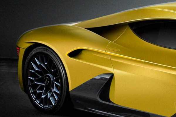 Aston Martin Supercar