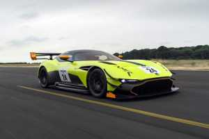 Aston Martin Vulcan AMR Pro at Goodwood Festival