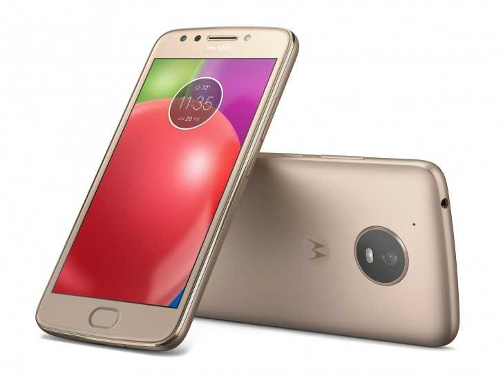 More Moto Z2 Specifications Revealed