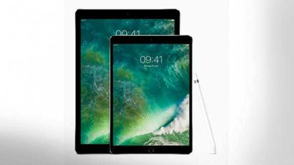 iPad Pro 10.5-inch and 12.9
