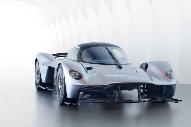 Aston Martin Valkyrie exterior