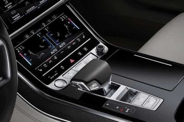 Audi A8 level 3 autonomous car