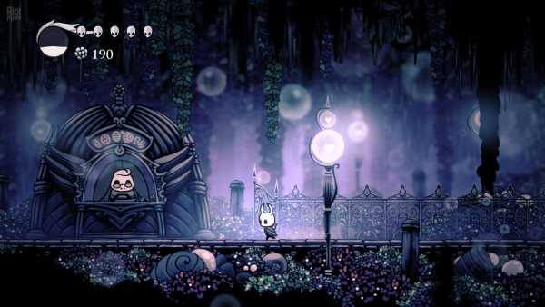 Hollow Knight Available