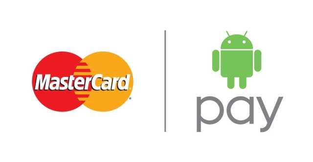 MasterCard and AndroidPay