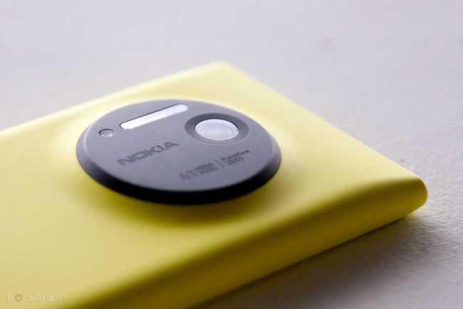 Nokia 8 dlsr camera