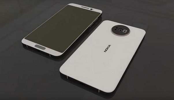 Nokia 8 flagship models