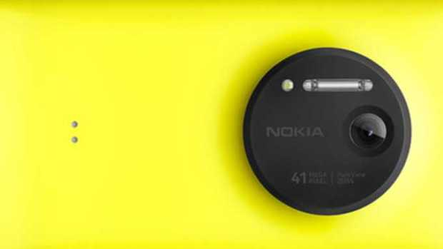 Nokia Carl Zeiss Lens