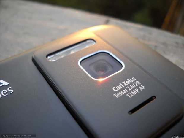 Nokia camera Carl Zeiss Lens