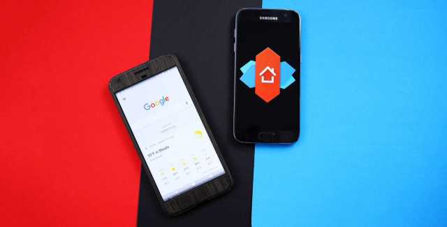 Nova Launcher with Google Now