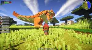 Pokemon Mod Pixelmon for Minecraft