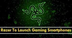 Razer launch smartphone