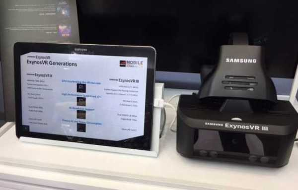 Samsung ExynosVR III Specs