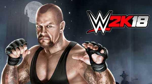 WWE 2K18 Updated Visuals