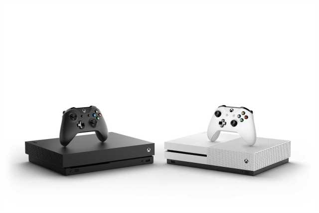 Xbox One X new