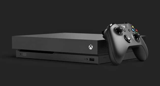 Xbox One X preorder
