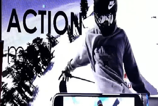 action mode