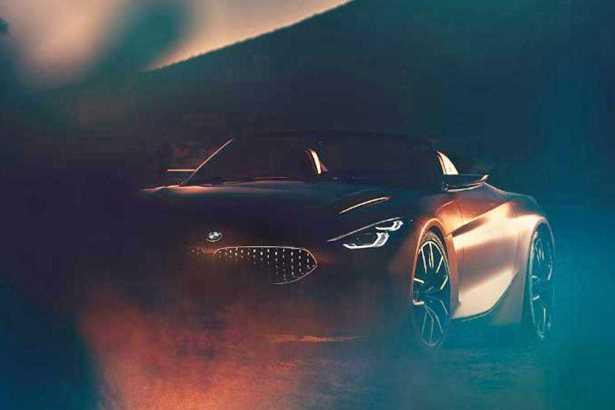 2017 BMW Z4 look