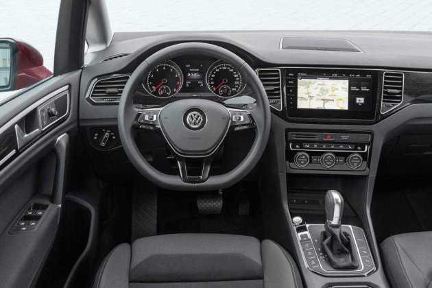 2018 Volkswagen Golf SV feature