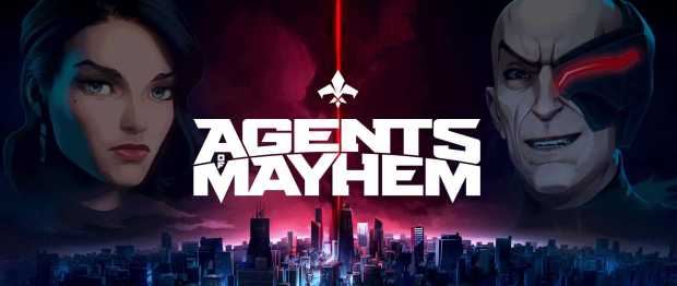 Agents of MAYHEM Xbox One