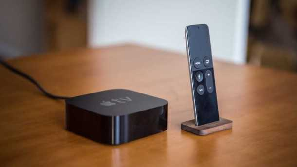 Apple TV with 4K HDR Support
