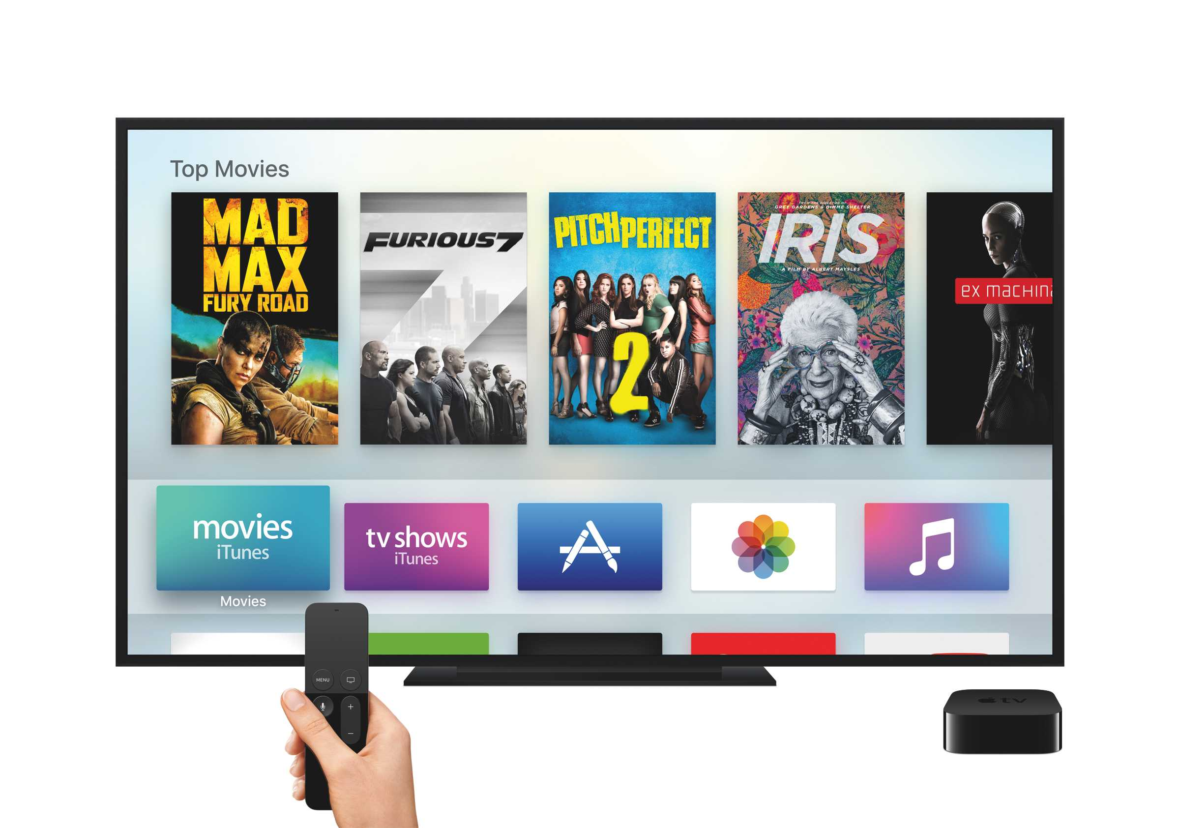 Apple Reported to Ready 4K Apple TV Upgrade