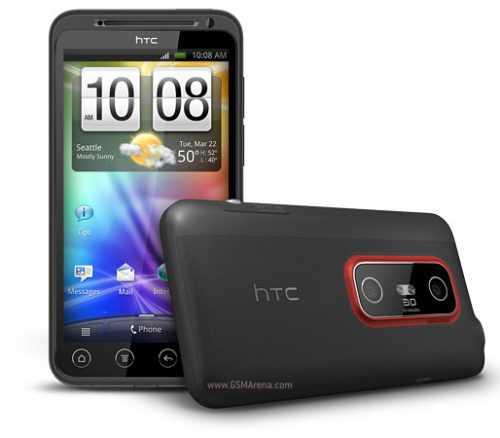 HTC 10 Evo3D look