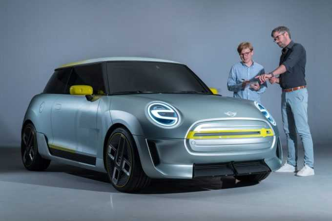 New electric MINI concept revealed