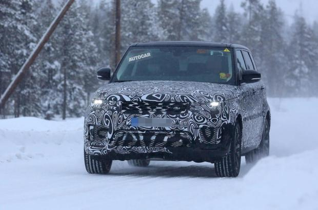 Range Rover look