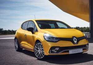 Renault Clio RS Black