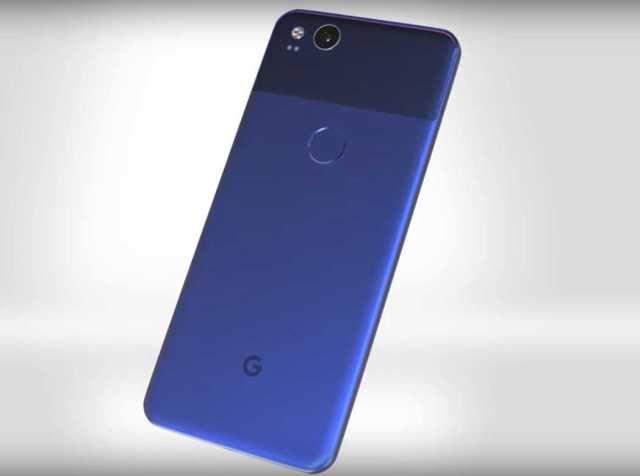 Google Nexus 6P, Google Pixel 2