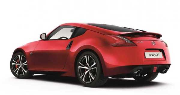 2018 Nissan 370z Coupe new look