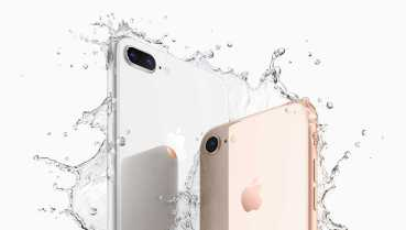 Apple iPhone 8 not upgrade
