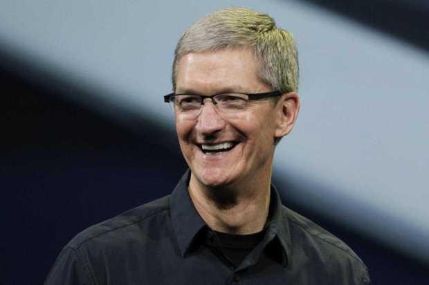 Apple iPhone X tim cook