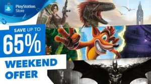 Huge Discounts on PS4 Titles