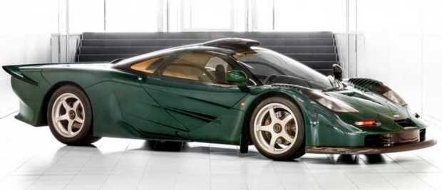 McLaren XP 570GT look