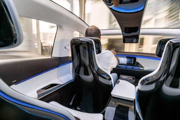 Merceds Benz Eq line-up car