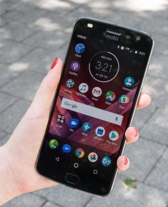Motorola confirms a list of Motorola phones gets the Android Oreo update