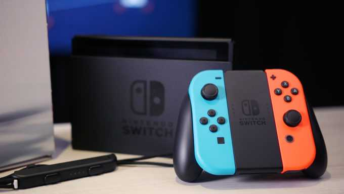 Nintendo Switch Being Held Back By Nintendo?