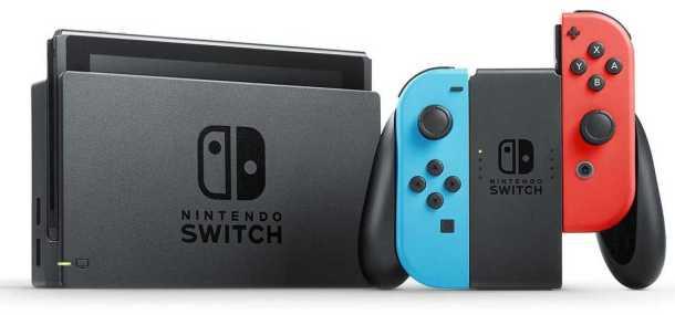 Nintendo Switch Beats PS4 Sales in Japan