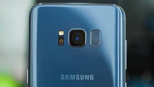 Samsung Galaxy S9 underway