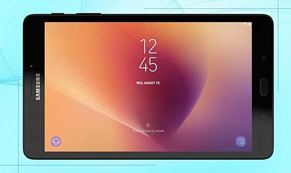 Samsung Galaxy Tab A2 S underpowered