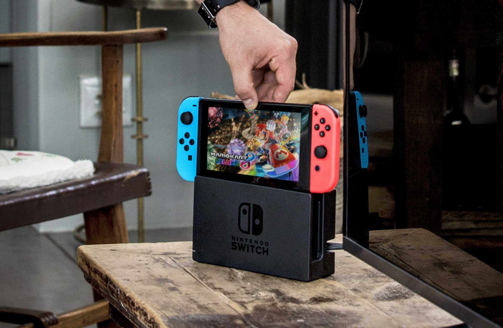 Nintendo Releases Statement on Switch Games Requiring MicroSD Cards