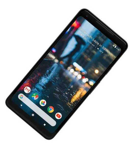 Google Pixel 2 verizon amoled display