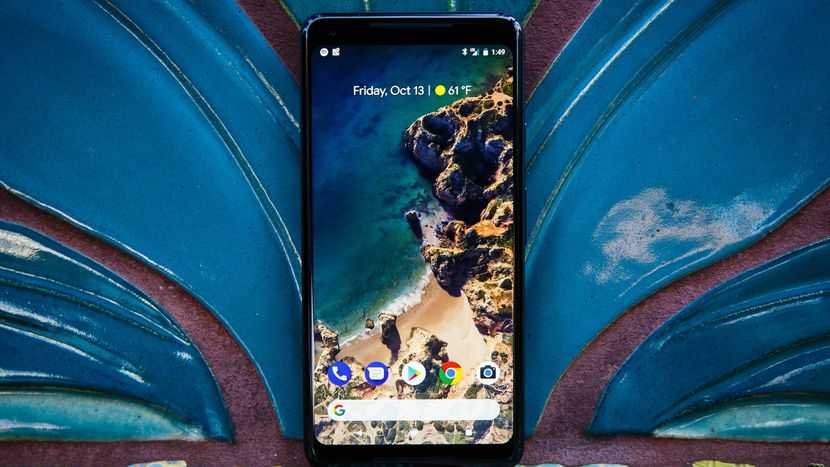 Google is Not Happy About Screen Burn-in Complaints on Pixel 2 XL