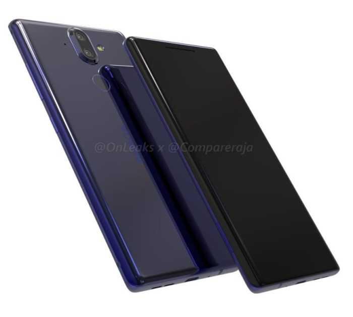Nokia 9 leaked