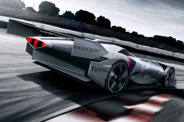 Peugeot L750R Unveiled in PS4 Game Gran Turismo